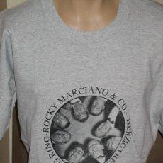 Coleccionismo deportivo: ROCKY MARCIANO BOXING RING * CAMISETA AÑOS 80 * TALLA XL * BOXEO OI. Lote 38436544
