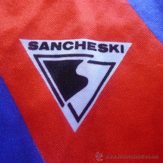 Coleccionismo deportivo: Camiseta de manga larga Sancheski Skate Sky Skateboard Monopatin Similar a Santa Cruz o Powel - Foto 5 - 38609377