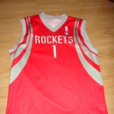 Coleccionismo deportivo: CAMISETA ROCKETS MC GRADY TALLA XL NBA . Lote 38746688