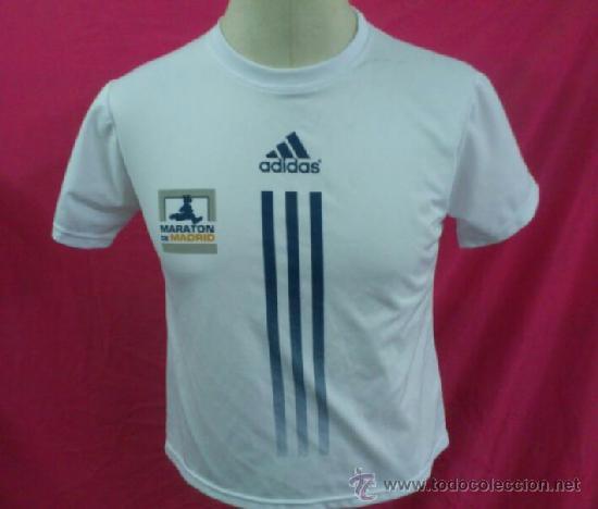 Talla Impossible De Camiseta Is Original Maraton Nothing Adidas Madrid M C4pSq4