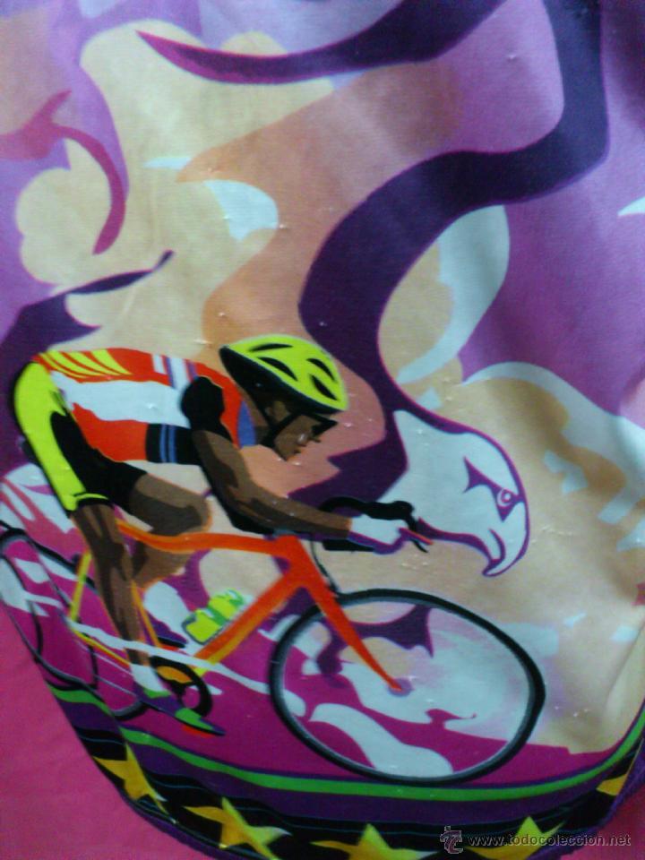 Coleccionismo deportivo: CAMISETA MAILLOT CICLISMO CICLISTA ORIGINAL GIORDANA. TOUR DUPONT. TALLA XXXL - Foto 2 - 40878015
