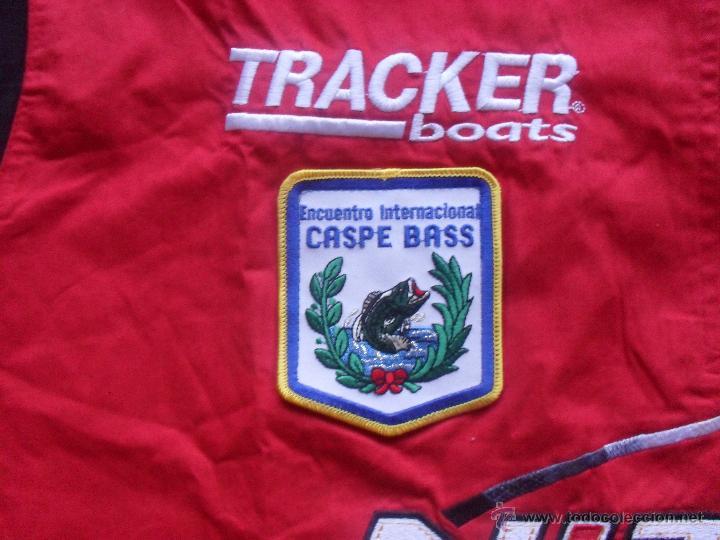 Coleccionismo deportivo: CAMISA, CAMISETA, POLO ENCUENTRO INTERNACIONAL CASPE BASS Soner, Nitro - Foto 5 - 45818333