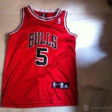 Coleccionismo deportivo: CAMISETA NBA BULLS BOOZER TALLA 44. Lote 48364149