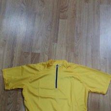 Coleccionismo deportivo: MAILLOT AMARILLO MOVIMIENTO DANACOL. Lote 49437969