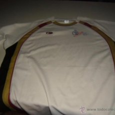 Coleccionismo deportivo: CAMISETA MANGA CORTA BLANCA CSD CONSEJO SUPERIOR DE DEPORTES TALLA M. Lote 50329369