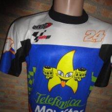 Coleccionismo deportivo - CAMISETA ORIGINAL DARING TONY ELIAS CAMPEON DEL MUNDO REPSOL MOVISTAR TALLA L - 50582161