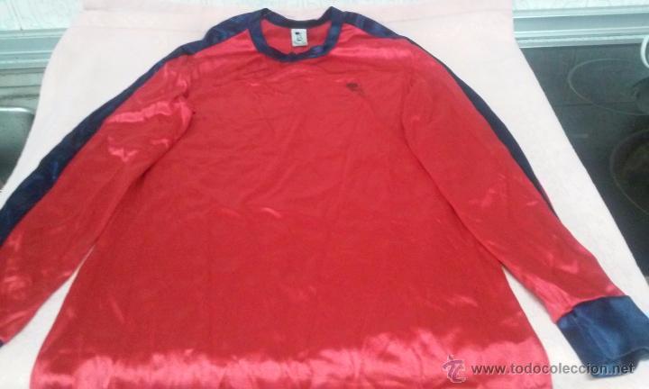 Coleccionismo deportivo: CAMISETA MARIANO HARO PRENDA DEPORTIVA VINTAGE AÑOS 80 - Foto 2 - 51594763