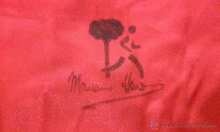 Coleccionismo deportivo: CAMISETA MARIANO HARO PRENDA DEPORTIVA VINTAGE AÑOS 80 - Foto 4 - 51594763