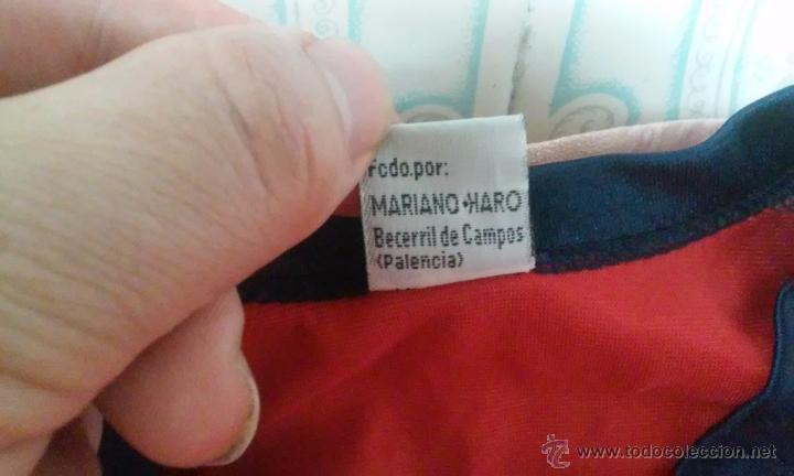 Coleccionismo deportivo: CAMISETA MARIANO HARO PRENDA DEPORTIVA VINTAGE AÑOS 80 - Foto 6 - 51594763