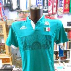 Coleccionismo deportivo: CAMISETA DEPORTIVA DE MEXICO. SELECCION MEXICANA. TALLA M. ATLETICA. COMITE OLIMPICO. TDKDEP1. Lote 55710326