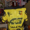 Coleccionismo deportivo: CAMISETA VALENTINO ROSSI. THE DOCTOR. VALE 46. WORLD CHAMPION. TALLA XL. TDKDEP14. Lote 57832897