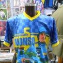 Coleccionismo deportivo: CAMISETA DE FERNANDO ALONSO 5. FORMULA 1. EQUIPO RENAULT. TALLA L, XL? TDKDEP9. Lote 57913060