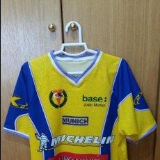 Coleccionismo deportivo: CAMISETA DEL DESAPARECIDO BALONMANO MICHELÍN VALLADOLID, TALLA XL.. Lote 95258288