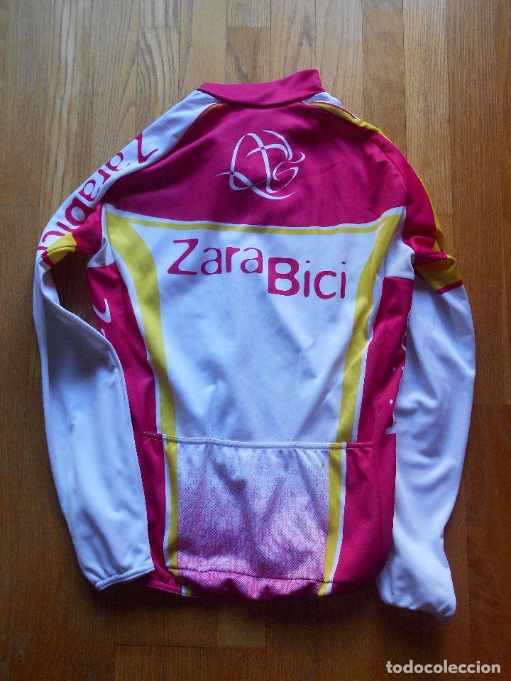 MAILLOT CICLISTA ZARABICI (Coleccionismo Deportivo - Ropa y Complementos - Camisetas otros Deportes)
