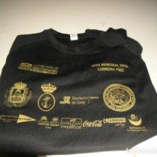 Coleccionismo deportivo: CAMISETA RUNNER CARRERA POPULAR XXVII MEMORIAL SGTO CARMONA PAEZ TALLA L. Lote 62216700
