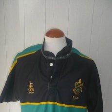 Coleccionismo deportivo: CAMISETA DE RUGBI COLEGIO IRLANDÉS. Lote 63373520