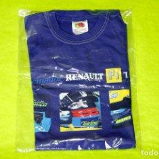 Coleccionismo deportivo: CAMISETA DE FERNANDO ALONSO DE RENAULT. Lote 65003811