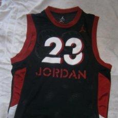 CAMISETA BALONCESTO SIN MANGAS NIKE JORDAN JUMPMAN. 23. COLORES CHICAGO BULLS. NBA.