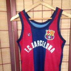Coleccionismo deportivo: ANTIGUA CAMISETA DEPORTIVA DE BALONCESTO BARCELONA. Lote 77907177