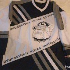 Coleccionismo deportivo: SUDADERA GEORGETOWN HOYAS (U.S A.). Lote 239693750
