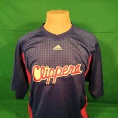 Coleccionismo deportivo: CAMISETA ADIDAS CLIPPERS NBA. Lote 84822711