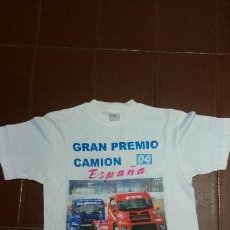 Coleccionismo deportivo: CAMISETA GRAN PREMIO CAMIÓN 2004. Lote 85943640