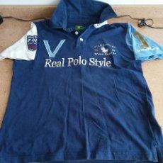 Coleccionismo deportivo: POLO REAL STYLE VARLION POLO TALLA S. Lote 95813547
