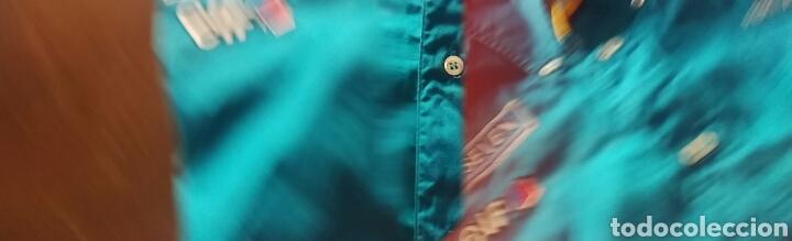 Coleccionismo deportivo: Fernando Alonso.camisa talla mediana - Foto 4 - 98044323