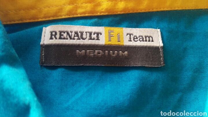 Coleccionismo deportivo: Fernando Alonso.camisa talla mediana - Foto 5 - 98044323