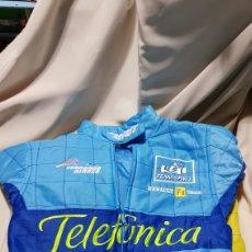 Coleccionismo deportivo: MONO FERNANDO ALONSO . KART . TELEFONICA .. Lote 98971532