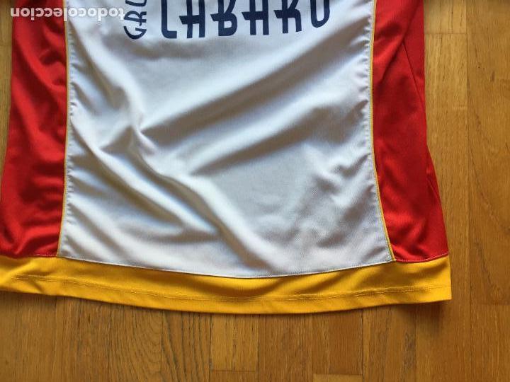 Coleccionismo deportivo: CAMISETA SELECCION ESPAÑA BALONMANO RASAN, ORIGINAL - Foto 8 - 99804551