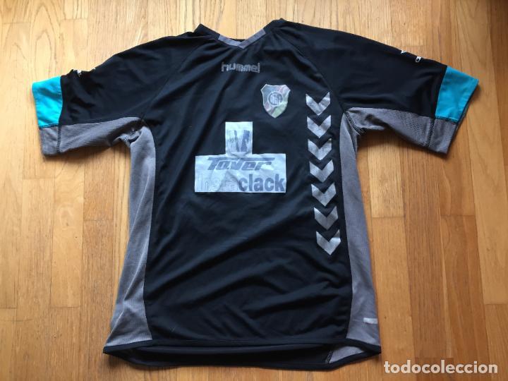 CAMISETA HUMMEL BALONMANO, CBA (Coleccionismo Deportivo - Ropa y Complementos - Camisetas otros Deportes)