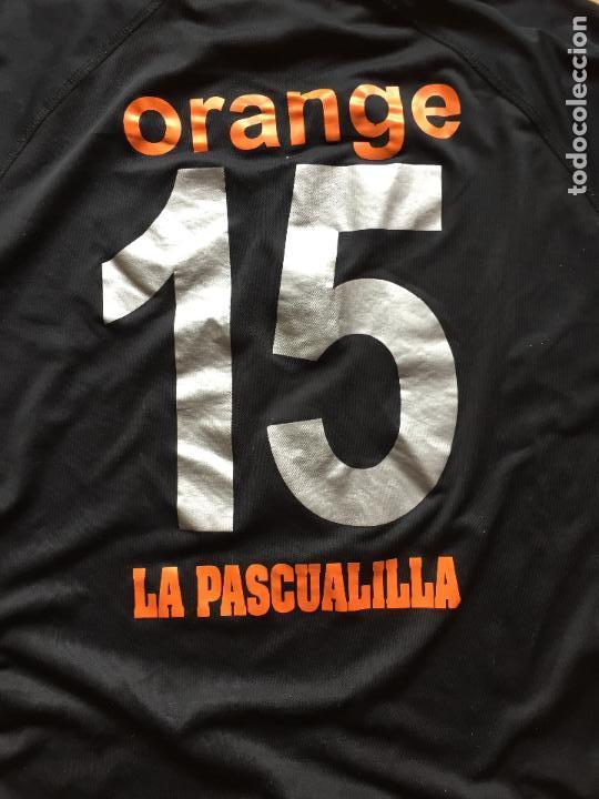 Coleccionismo deportivo: CAMISETA HUMMEL BALONMANO, CBA - Foto 2 - 101048119