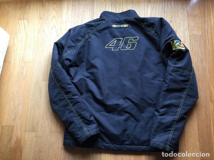 CHAQUETA VINTAGE VALENTINO ROSSI VR46 VRFORTYSIX (Coleccionismo Deportivo - Ropa y Complementos - Camisetas otros Deportes)