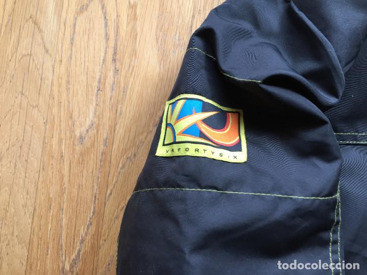Coleccionismo deportivo: CHAQUETA VINTAGE VALENTINO ROSSI VR46 VRFORTYSIX - Foto 8 - 102159643