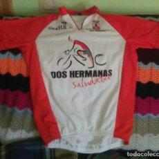 Coleccionismo deportivo: MAILLOT DE CICLISTA DEL DOS HERMANAS. Lote 106685471