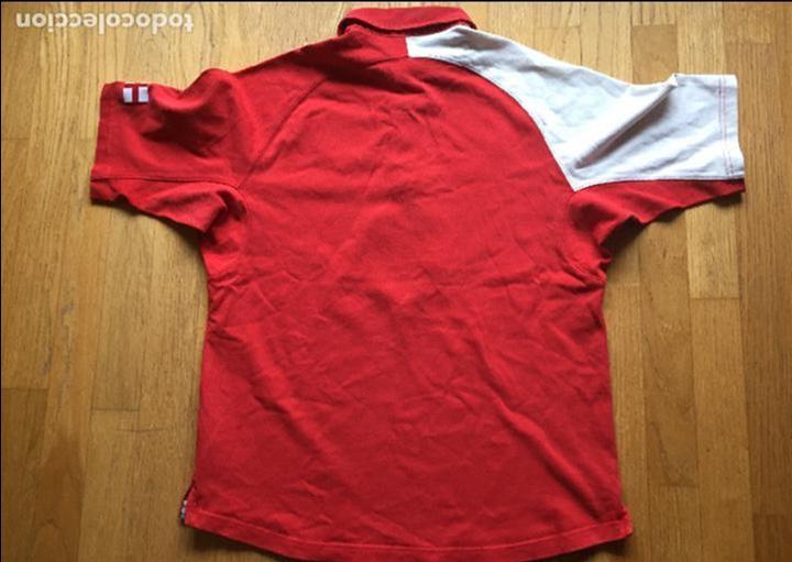 Coleccionismo deportivo: CAMISETA RUGBY INGLATERRA 2007 2009 - Foto 2 - 109171191