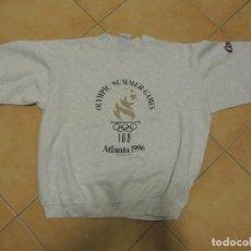 Coleccionismo deportivo: SUDADERA JUEGOS OLIMPICOS ATLANTA 1996. Lote 111973163