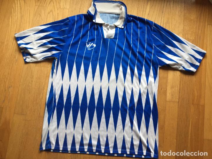 CAMISETA VINTAGE BEMISER NOSTRA ZARAGOZA (Coleccionismo Deportivo - Ropa y Complementos - Camisetas otros Deportes)