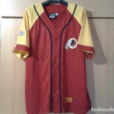 Coleccionismo deportivo: CAMISETA NFL WASHINGTON REDSKINS 1995 CAMPRI TEAMLINE - TCCM 3 WICKET S GRANDE. Lote 114541087