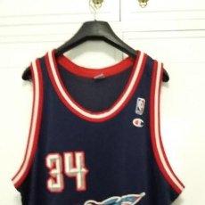 Coleccionismo deportivo: CAMISETA CHAMPION NBA HAKEEM OLAJUWON HOUSTON ROCKETS. Lote 118707739