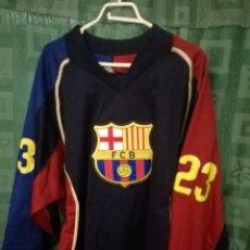 Coleccionismo deportivo: FC BARCELONA HOCKEY ICE HIELO CAMISETA SHIRT SECTION FUTBOL FOOTBALL SHIRT. Lote 124413107
