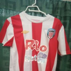 Coleccionismo deportivo: LUGO TALLA S CAMISETA FUTBOL FOOTBALL SHIRT . Lote 137344440