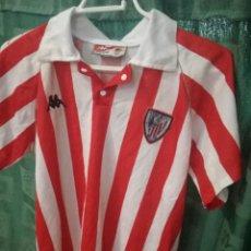 Coleccionismo deportivo: ATHLETIC CLUB BILBAO NIÑO 12 CAMISETA FUTBOL FOOTBALL SHIRT. Lote 218072930