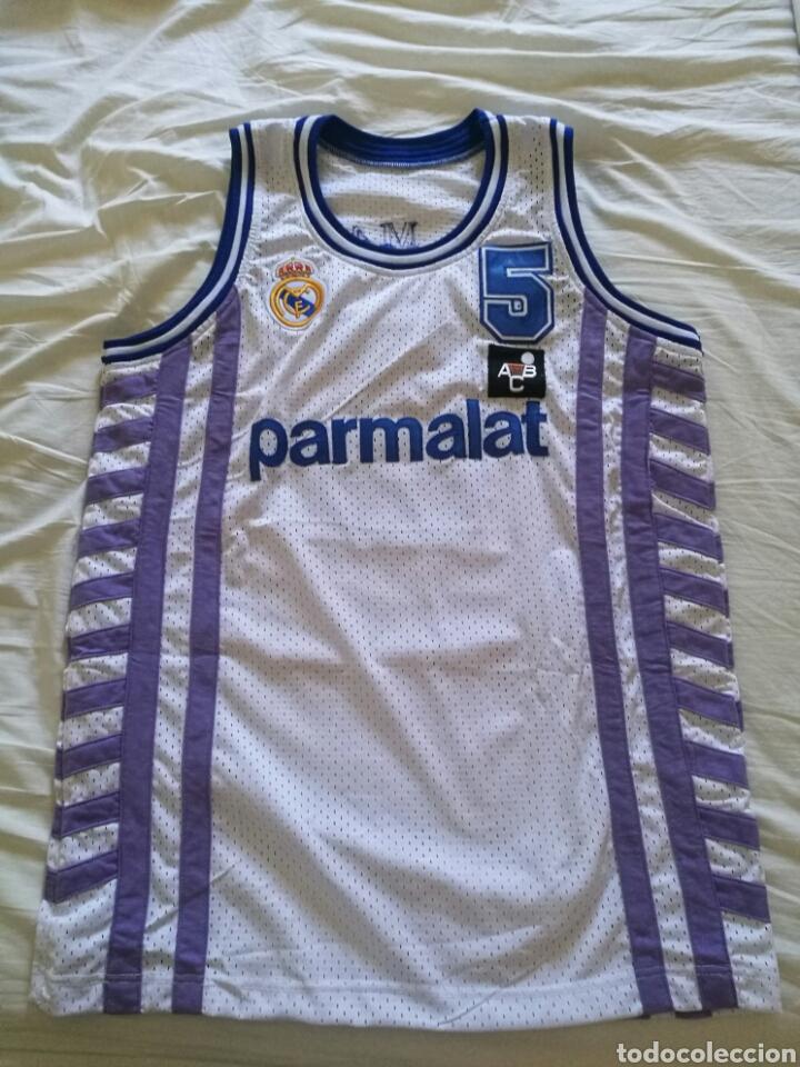 95e690aad 2 fotos CAMISETA BALONCESTO DRAZEN PETROVIC REAL MADRID (Coleccionismo  Deportivo - Ropa y Complementos - Camisetas otros ...