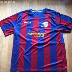 Coleccionismo deportivo: CAMISETA FUTBOL SALA GAVA, VINTAGE. Lote 128075139