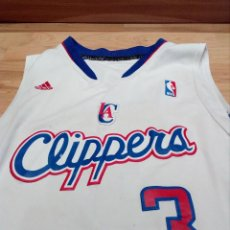Coleccionismo deportivo: CAMISETA BALONCESTO LOS ANGELES CLIPPERS (PAUL). Lote 128775155