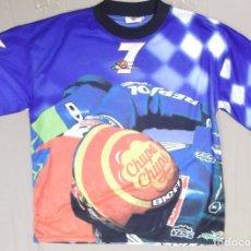 Coleccionismo deportivo - CAMISETA MOTO GP ORIGINAL DARING EMILIO ALZAMORA TELEFONICA CHUPACHUPS - 129641767