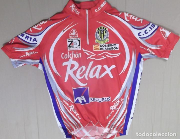 maillot ciclista ciclismo original austral colc   Comprar en