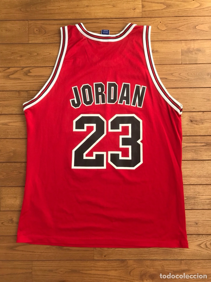 Interconectar Interpersonal dinastía  Camiseta champion talla l michael jordan nba ch - Sold through Direct Sale  - 115689619